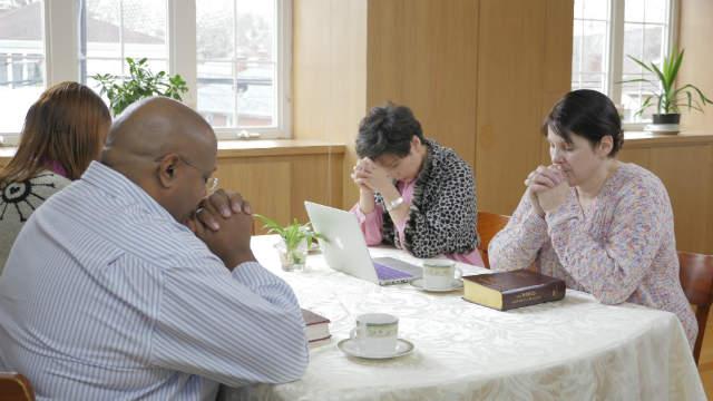 ईसाई प्रार्थना