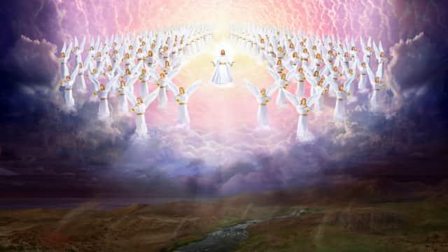प्रभु एक बादल पर आयेंगे