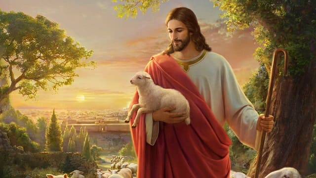 खोई हुई भेड़ का दृष्टान्त