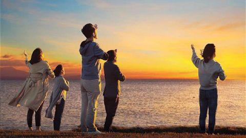 क्या जब प्रभु धरती पर लौटेंगे तो वे अपने विश्वासियों को सीधे स्वर्ग के राज्य में ले जाएंगे?