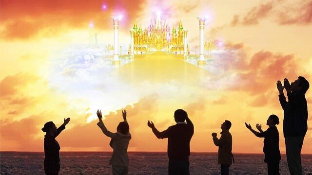 क्या प्रभु से मिलने के लिए हमें आकाश में आरोहित किया जा सकता है