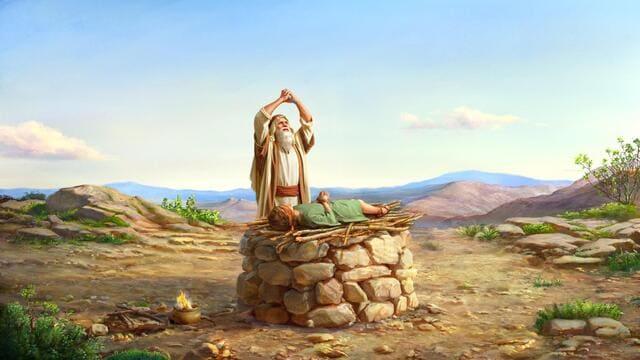 अब्राहम का विश्वास