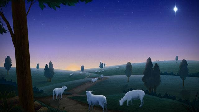 प्रभु की भेड़ें उनकी आवाज़ सुनती हैं।