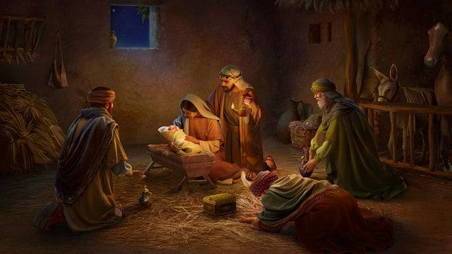 प्रभु यीशु दुनिया में आए