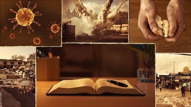 बाइबल की भविष्यवाणियाँ: अकाल, महामारी, युद्ध और बाइबल में अन्य आपदाएँ